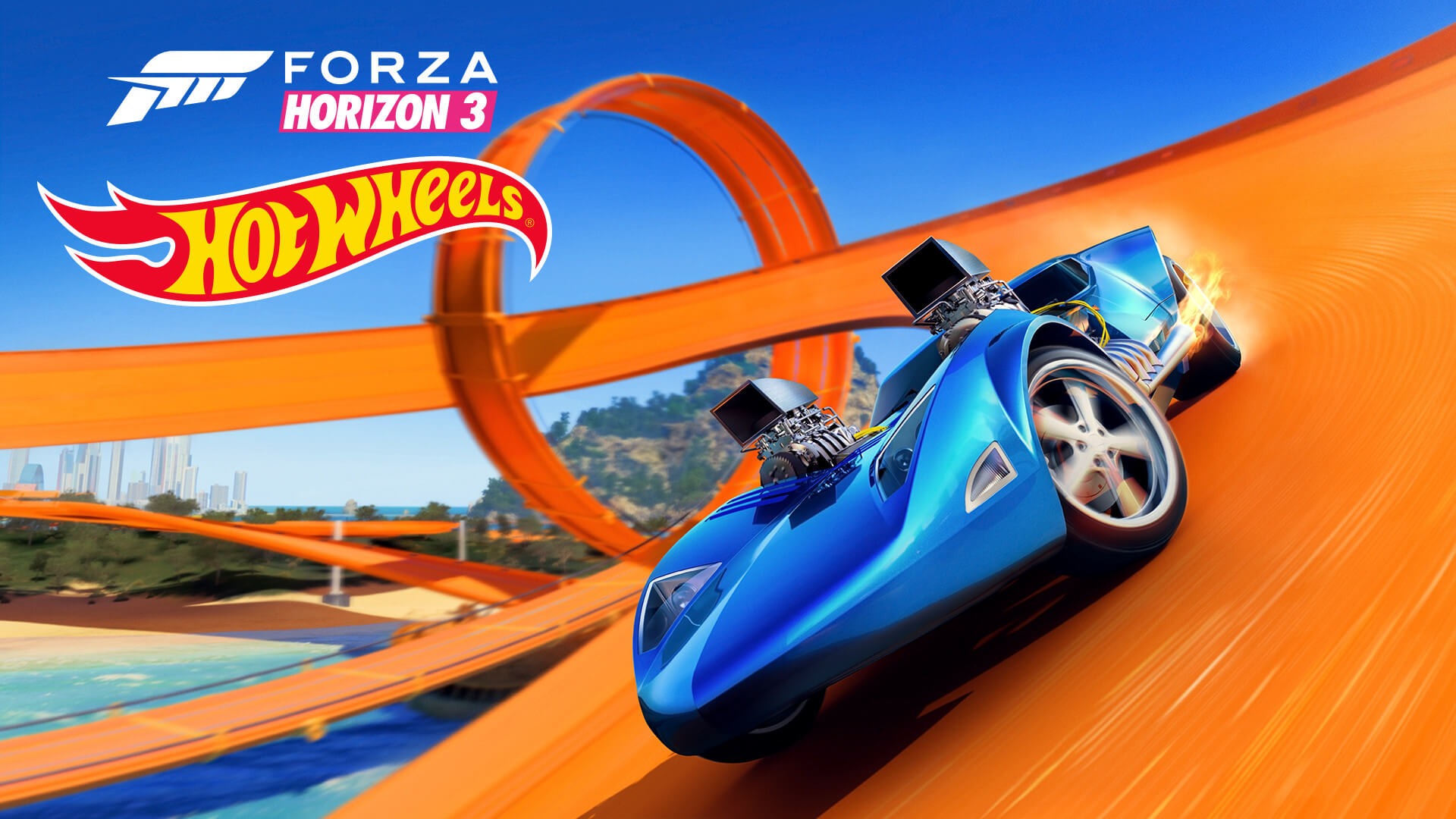 Forza Horizon 3 - Hot Wheels Expansion Masthead