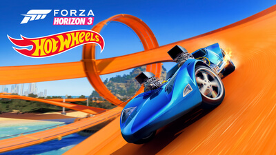 Forza Horizon 3 - Hot Wheels Expansion Screenshot 1