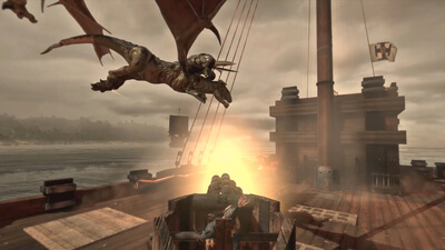 Man O' War: Corsair - Warhammer Naval Battles Screenshot 1