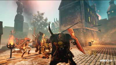 Man O' War: Corsair - Warhammer Naval Battles Screenshot 2