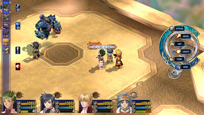 The Legend of Heroes: Trails in the Sky the 3rd Screenshot 1