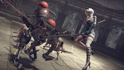 NieR: Automata 3C3C1D119440927 Screenshot 2