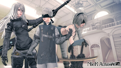 NieR: Automata 3C3C1D119440927 Screenshot 1