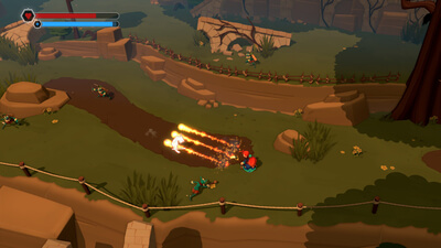 Mages of Mystralia Screenshot 2