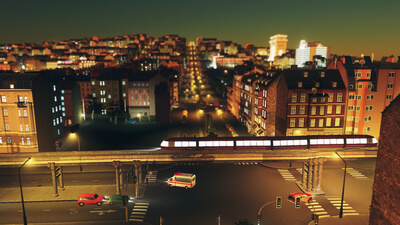 Cities: Skylines - Mass Transit Screenshot 2