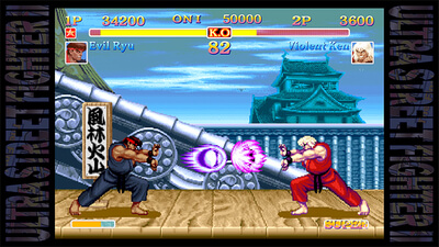 Ultra Street Fighter II: The Final Challengers Screenshot 2