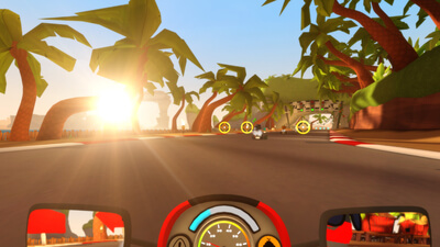 VR Karts Screenshot 1