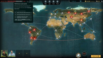 Quarantine Screenshot 1