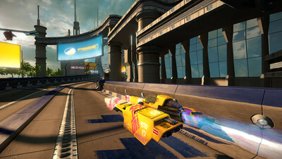 Wipeout: Omega Collection Screenshot 2