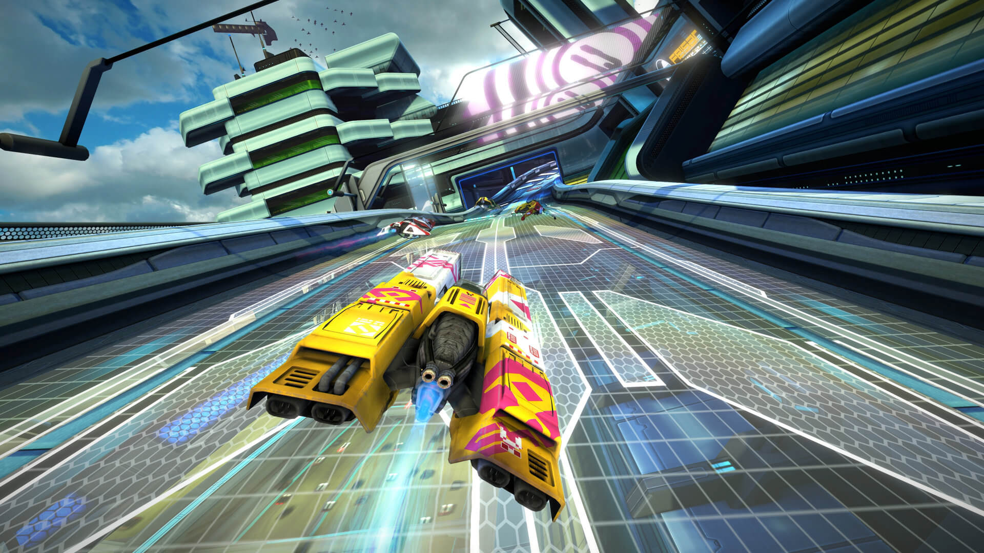 Wipeout: Omega Collection Masthead