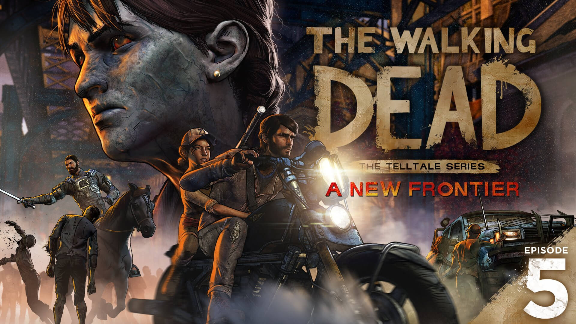 The Walking Dead: A New Frontier - Episode 5 - From the Gallows Masthead