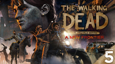 The Walking Dead: A New Frontier - Episode 5 - From the Gallows Screenshot 1