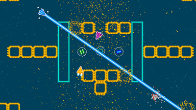Astro Duel Deluxe Screenshot 1