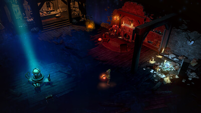 Victor Vran: Fractured Worlds Screenshot 3