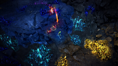 Victor Vran: Fractured Worlds Screenshot 1