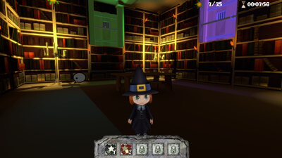 Sorgina: A Tale of Witches Screenshot 1