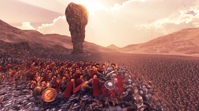 Ultimate Epic Battle Simulator Screenshot 3