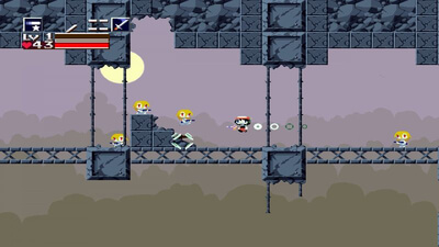 Cave Story+ Screenshot 2