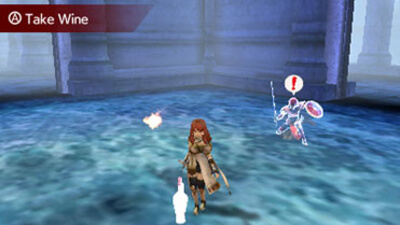 Fire Emblem Echoes: Shadows of Valentia - Undaunted Heroes Pack Screenshot 1