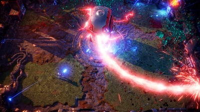 Nex Machina Screenshot 2