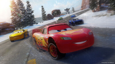 Cars 3: Driven to Win Screenshot 3