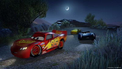 Cars 3: Driven to Win Screenshot 1