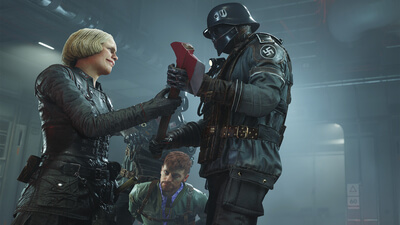 Wolfenstein 2: The New Colossus Screenshot 1