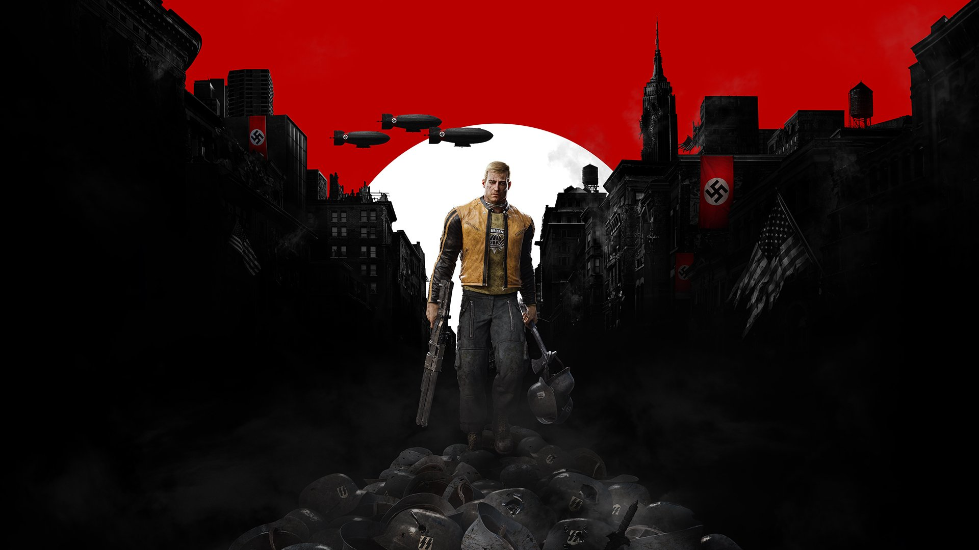 Wolfenstein 2: The New Colossus Masthead