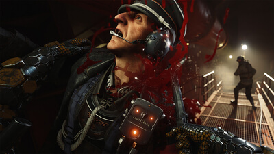 Wolfenstein 2: The New Colossus Screenshot 3