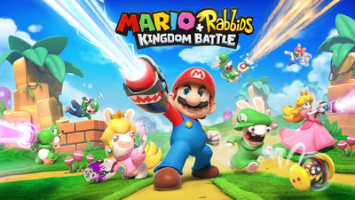 Mario + Rabbids: Kingdom Battle Masthead