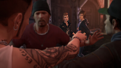 Life is Strange: Before the Storm - Episode 1: Awake Screenshot 3