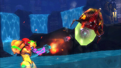 Metroid: Samus Returns Screenshot 2