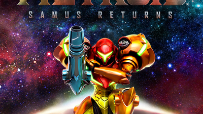 Metroid: Samus Returns Masthead