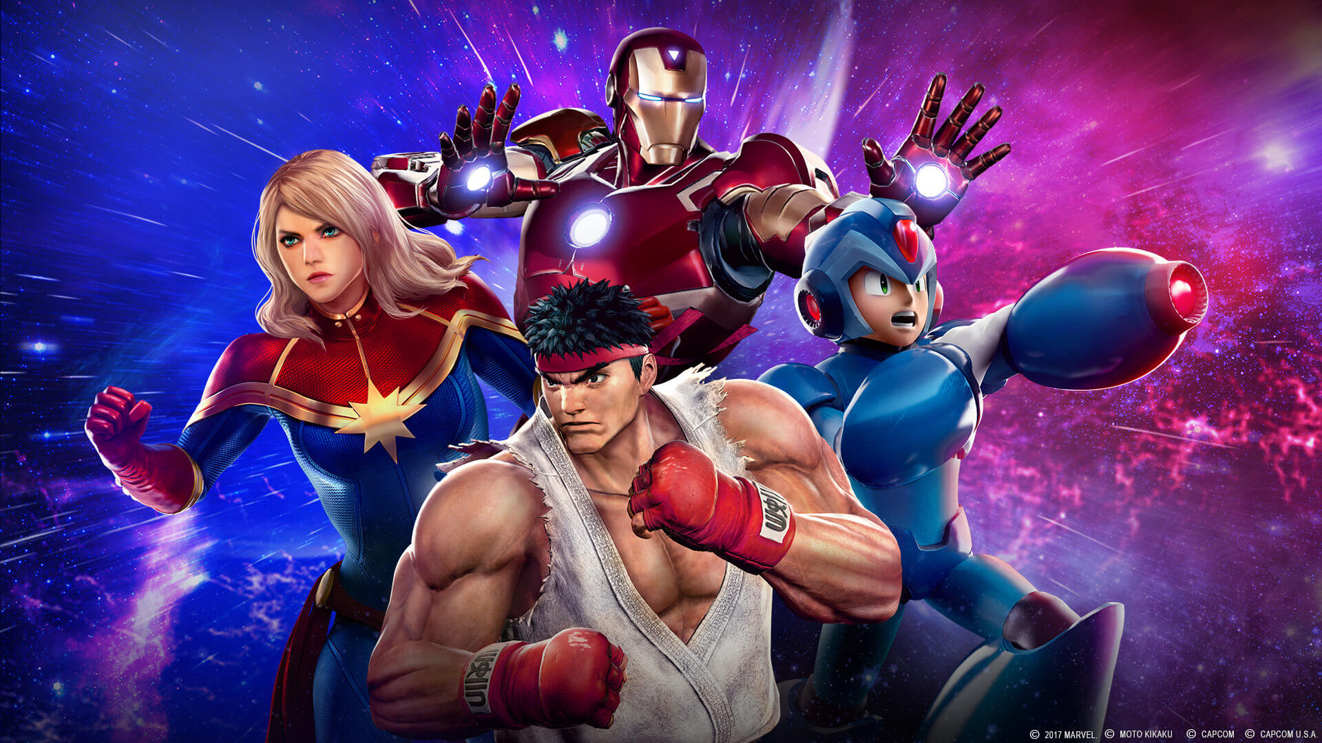 Marvel Vs. Capcom: Infinite Masthead