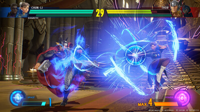 Marvel Vs. Capcom: Infinite Screenshot 3