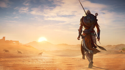 Assassin's Creed Origins Screenshot 1
