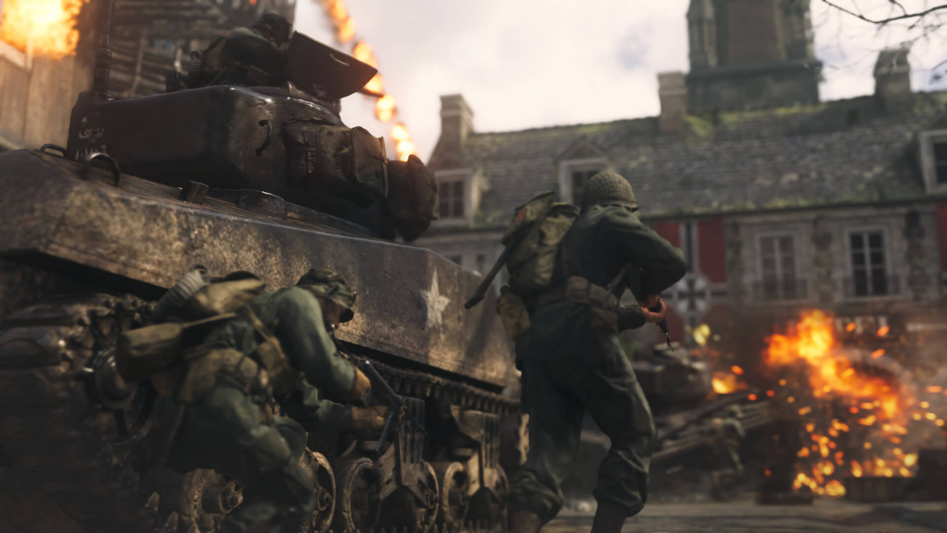 Call of Duty: WWII Masthead