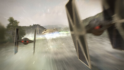 Star Wars Battlefront 2 Screenshot 2