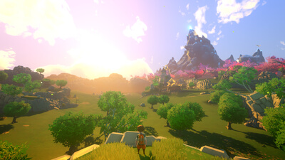 Yonder: The Cloud Catcher Chronicles Screenshot 1