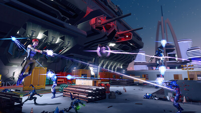 Agents of Mayhem Screenshot 2