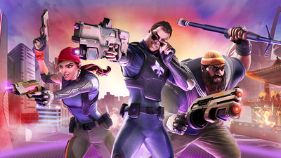 Agents of Mayhem Masthead
