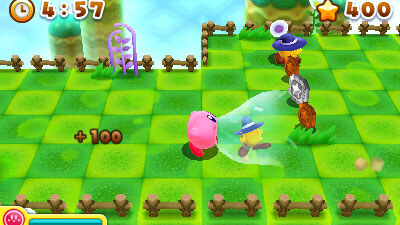Kirby's Blowout Blast Screenshot 3