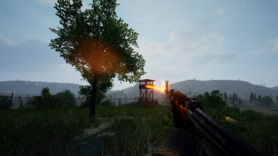 Beyond Enemy Lines Screenshot 2