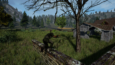 Beyond Enemy Lines Screenshot 1