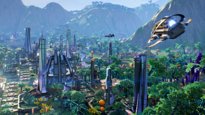 Aven Colony Masthead