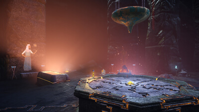 Aporia: Beyond the Valley Screenshot 3