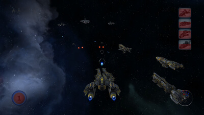 Derelict Fleet Screenshot 2