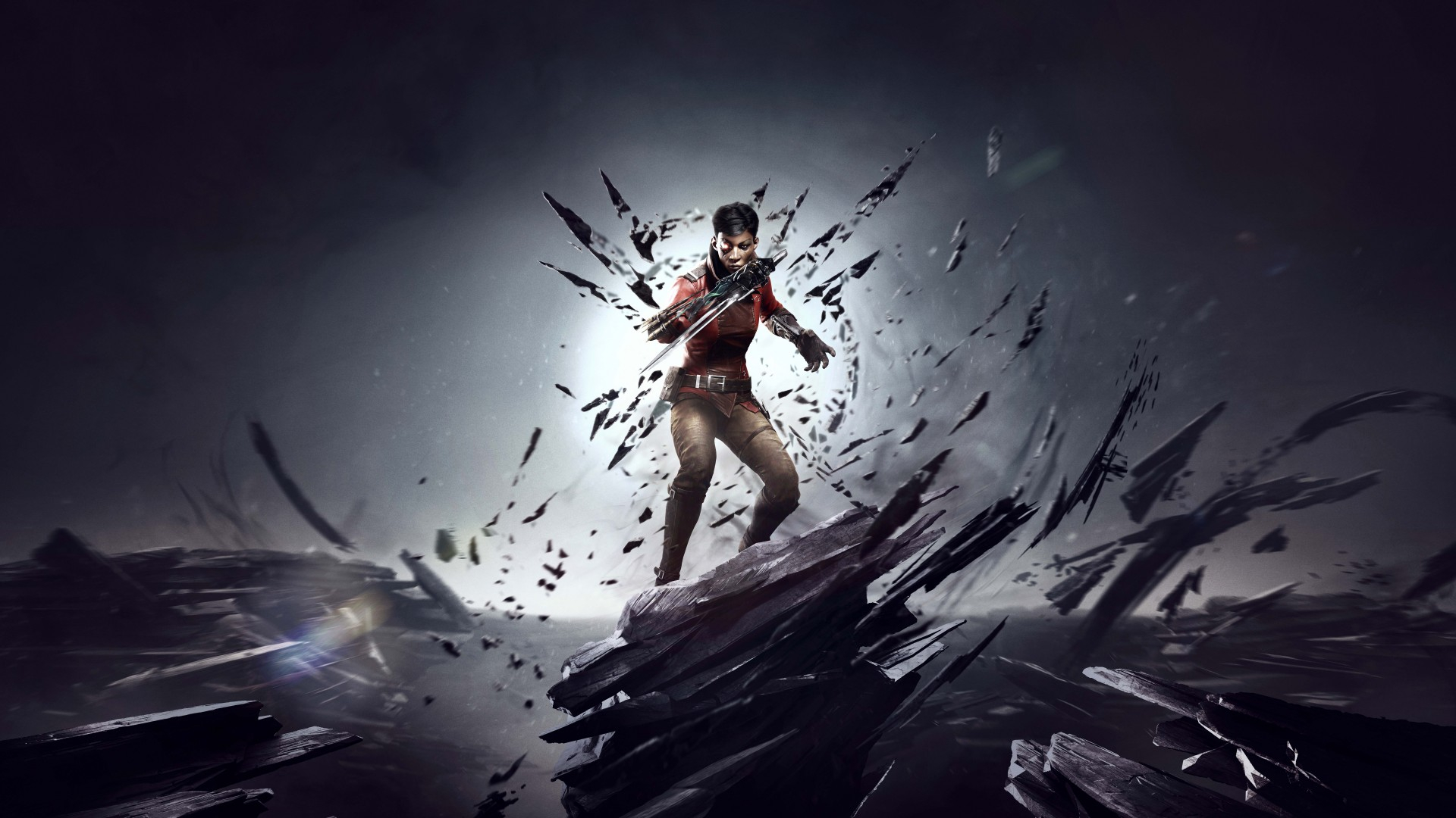 Dishonored: Death of the Outsider Masthead