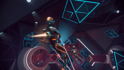 Echo Arena Screenshot 1