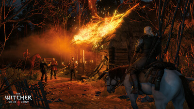 The Witcher 3: Wild Hunt Screenshot 1